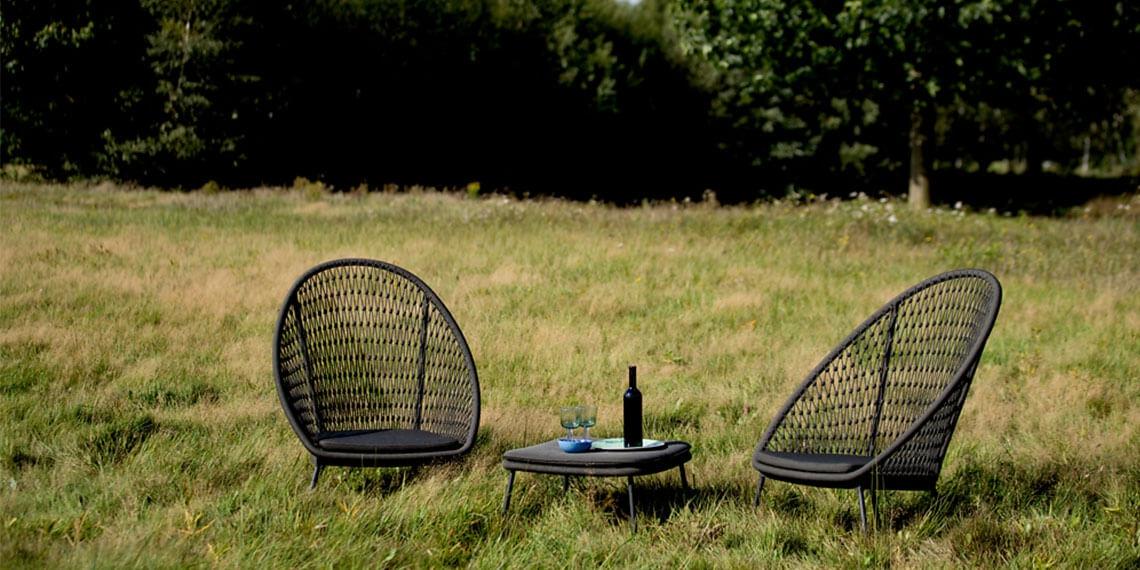 Lounge Gartensessel